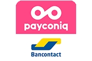 Payconiq by Bancontact accepteren
