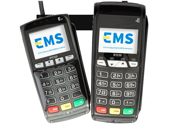 EMS betaalterminal