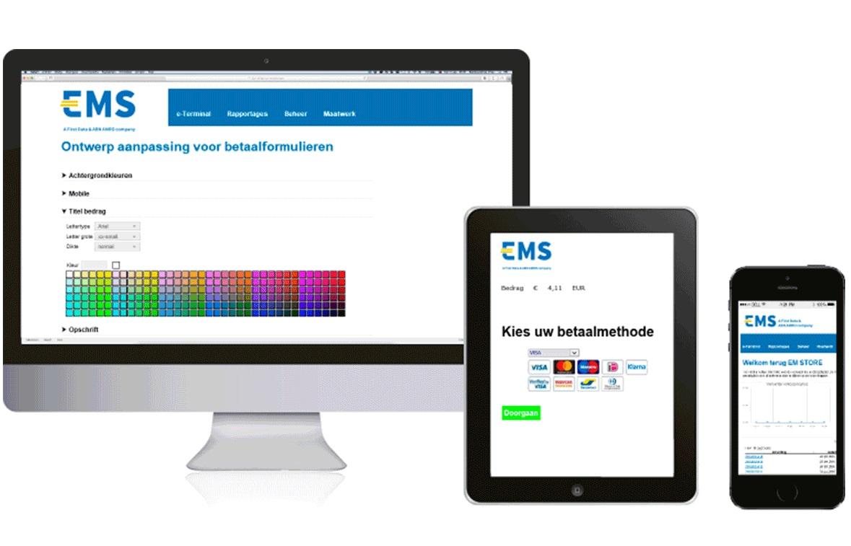 EMS Ecommerce Gateway