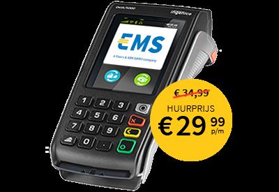 EMS contactloze betaalterminal Desk 5000