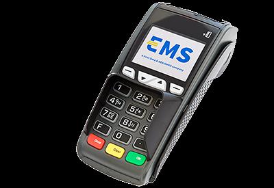 EMS contactloze betaalterminal iCT250