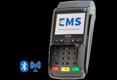 iWL250 BT + GPRS mobiele betaalterminal