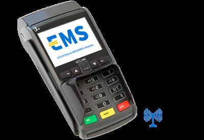 EMS contactloze betaalterminal iWL250 GPRS
