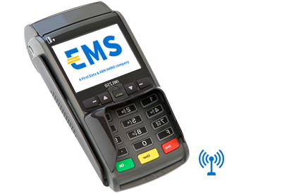 Terminal de paiement sans contact EMS iWL250 GPRS