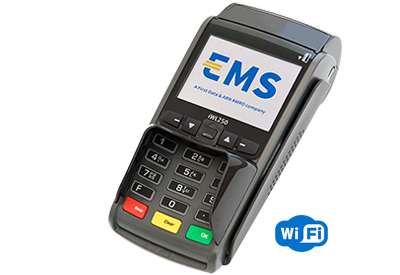 Terminal de paiement sans contact EMS iWL250 WiFi