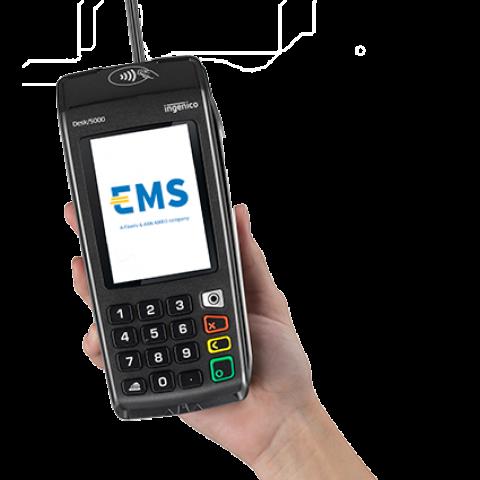Terminal de paiement Handheld Desk 5000