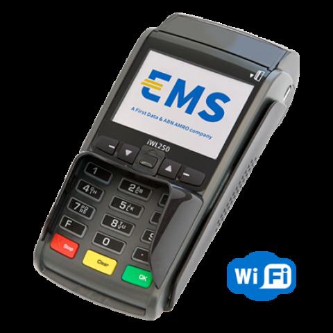iWL250 mobiele WiFi betaalterminal