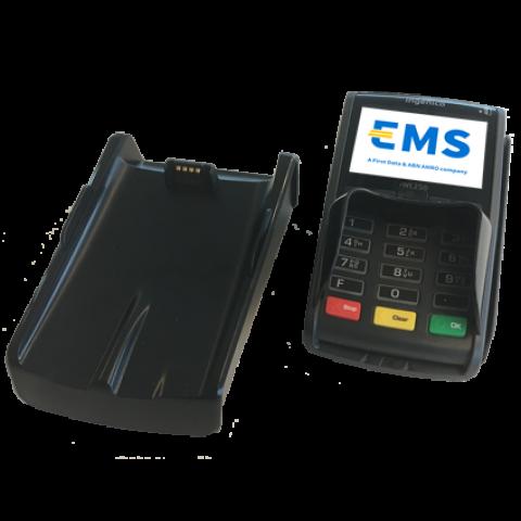 iWL250 mobiele GPRS betaalterminal met base unit