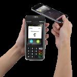 Terminal de paiement mobile Ingenico Move 5000 Paiement sans contact