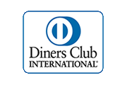 Diners Club accepteren